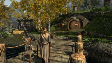Island Hobbit Home - Revisited