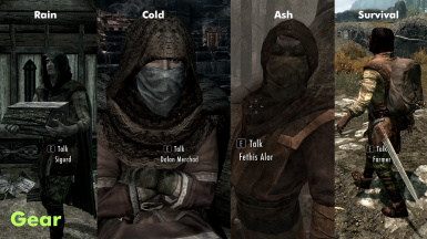 wet and cold sse