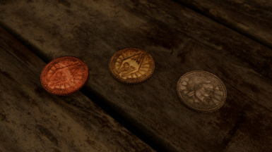 Copper Septim mapping problem