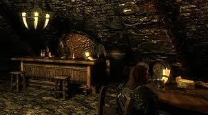 Thieves Guild Bar Basic