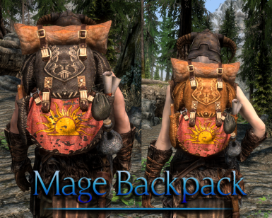 Mage Backpack SSE
