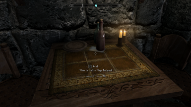 Magical College of Winterhold Note found in the Archmage Quarters