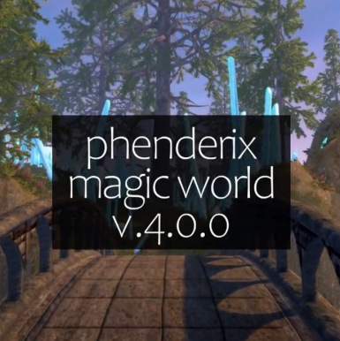 Phenderix Magic World - Magic Evolved