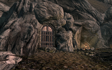 Blackfall Temple Entrance