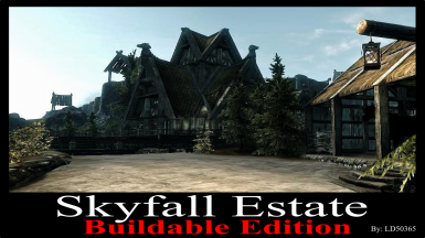 Skyfall Estate - Buildable Edition (SE)