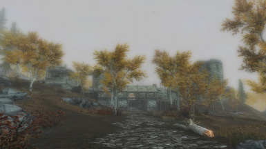 Fort Greenwall Riften Gate