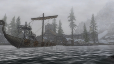 Northwatch Keep Harbor