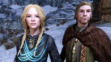 Vilja and Lucien