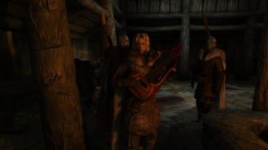 The Riften Bard song is so beautiful!