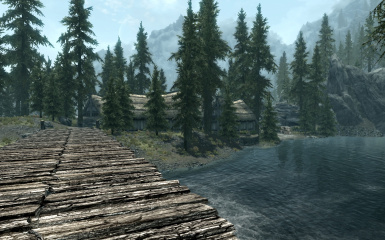 Darkwater Crossing From Bridge