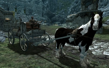 Markarth Carriage