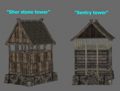 compare Towers