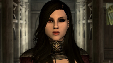 Fangs and Eyes - Serana