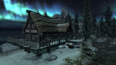 Pinefrost Hunting Lodge