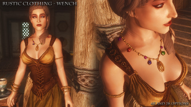 Rustic Clothing Wench01
