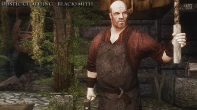 Rustic Clothing Blacksmith08