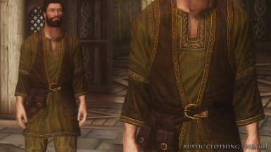 Rustic Clothing Wench Male 01