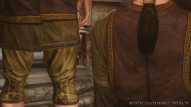 Rustic Clothing Wench Male 02