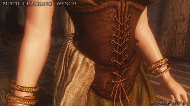 Rustic Clothing Wench03
