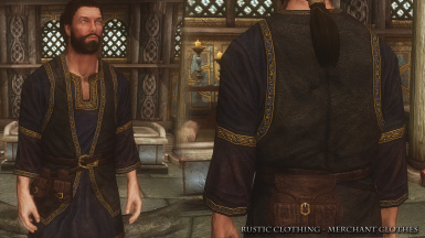 Rustic Clothing Merchant 08