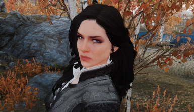 Yennefer of Vengerberg - The Witcher 3 Voiced Standalone Follower SE