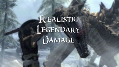 Realistic Legendary Damage