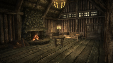 Farmhouse Main Floor Furnished