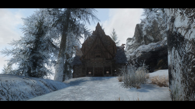 Mornfallow Manor - Hearthfire Buildable Windhelm Home