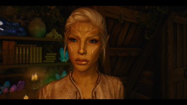 Elves actually look good while still looking like elves