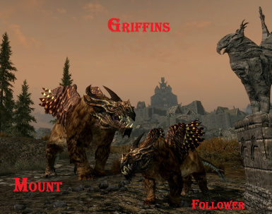 Griffins Mount and Followers