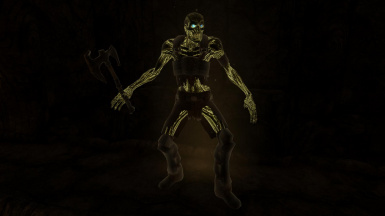Draugr Glowing Ones