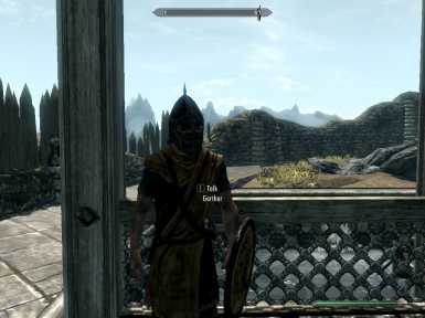 Unused Whiterun Guards