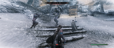 Bleak Falls Assault