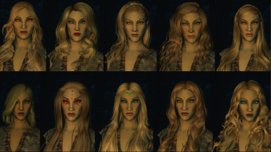 High Elf Female