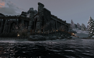 Windhelm Docks Pathways 03