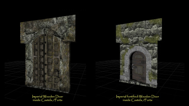 CL's Fortified Door's