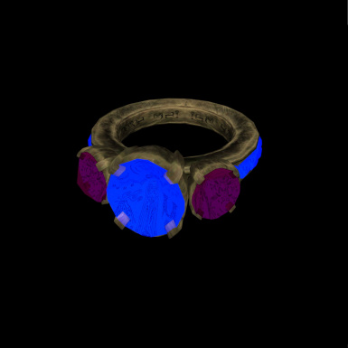 Nickorasus Ring Commisioned for Undriel Teldryn Sero Romance And Marriage