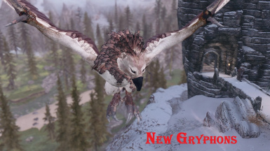 New gryphons