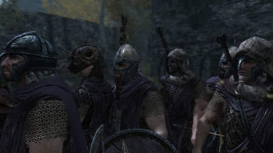 Riften Guard morning shift