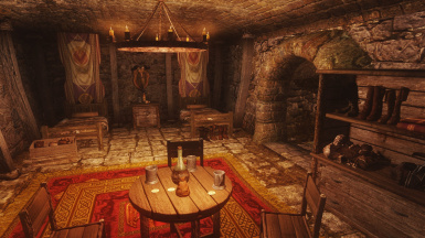 Improved Ragged Flagon Sleeping Quarters