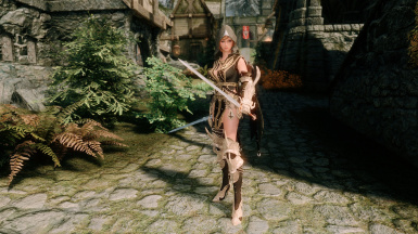 1hm and Dual Wield Animations Overhaul SSE