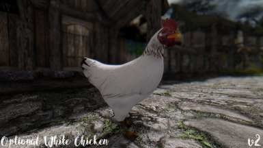 Optional White Chicken v2 2k