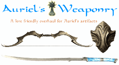 Auriel's Weaponry - Vanilla models (lite version)