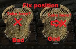 Enhanced shield position BETA