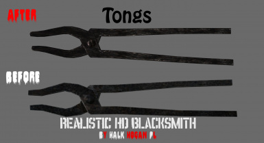 Tongs by HalkHogan