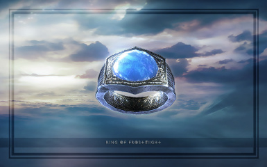 Ring   Ring of Frostmight