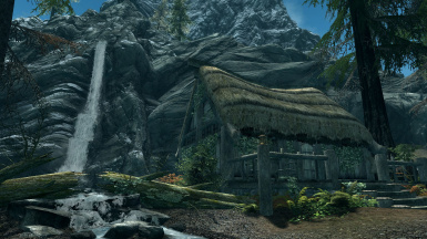 Overgrown Cottage in Riverwood