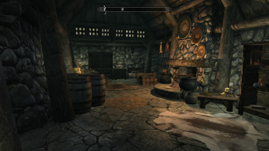 Winterhold Temple of Julianos SE