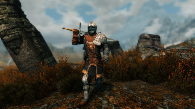 Elite Knight for SE - Elite Knight Armor and Weapons from Dark Souls