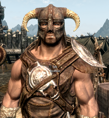 The Last Dragonborn Follower Skyrim Special Edition